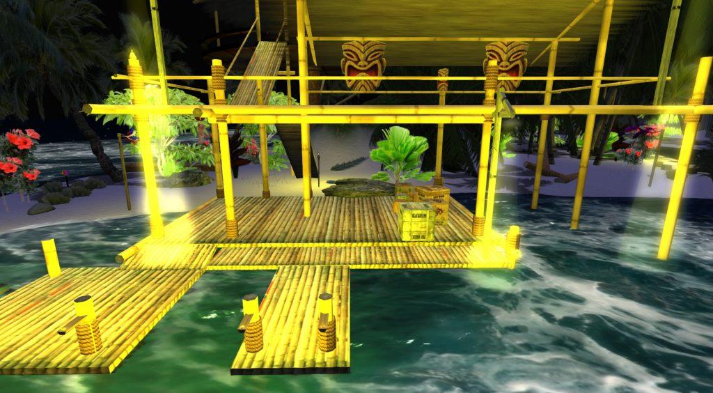 Southern dock