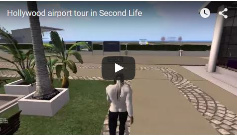 Why a walking tour Second Life?