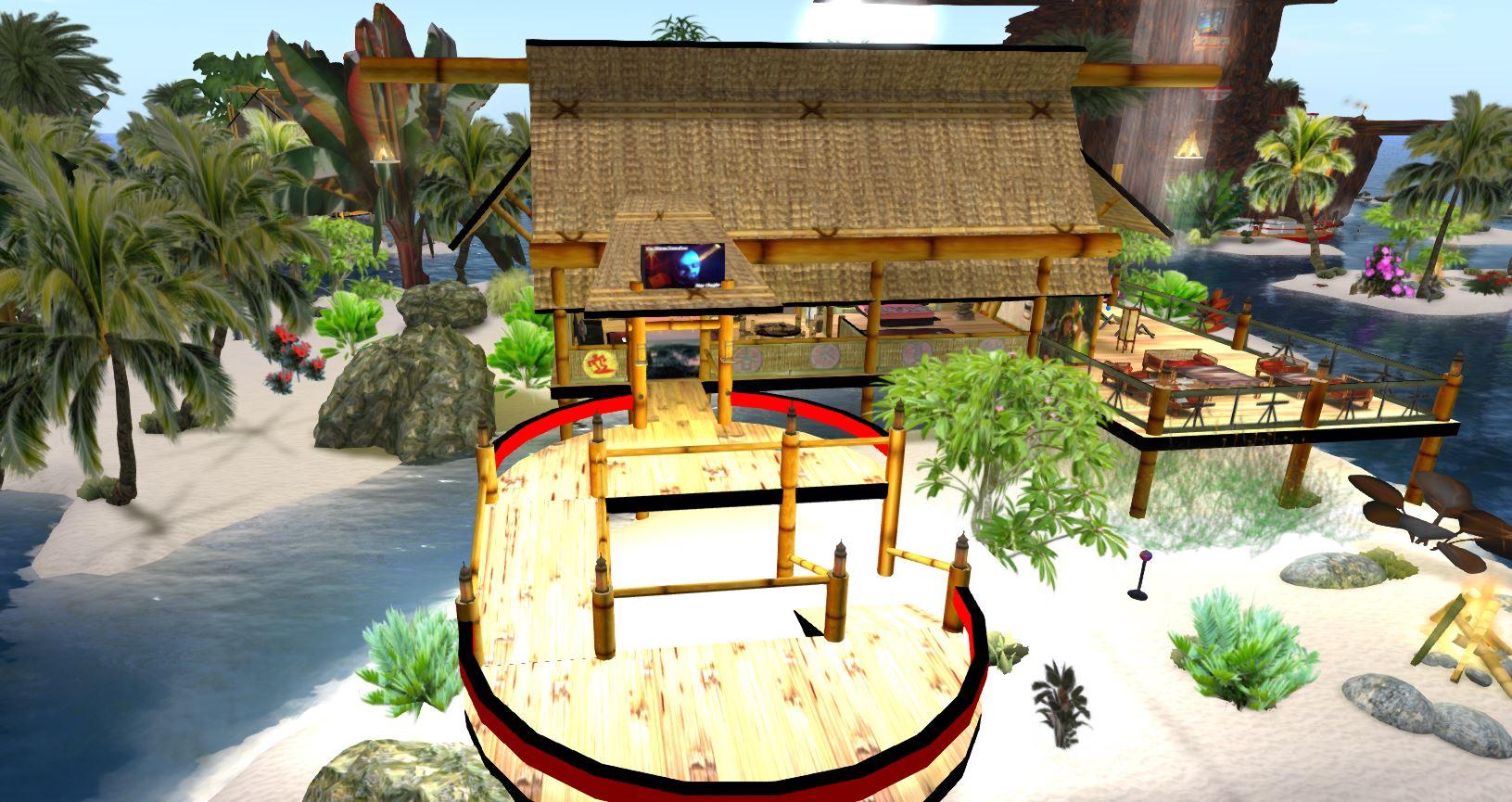 Portfolio 1 Japanese Tiki Build